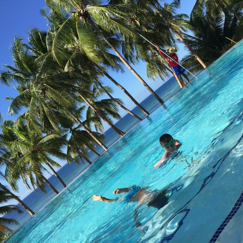 Filipíny s deťmi